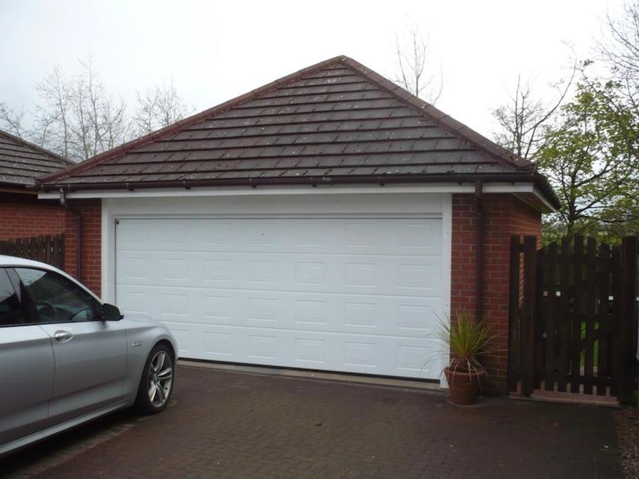 Double Door Garage 1 After
