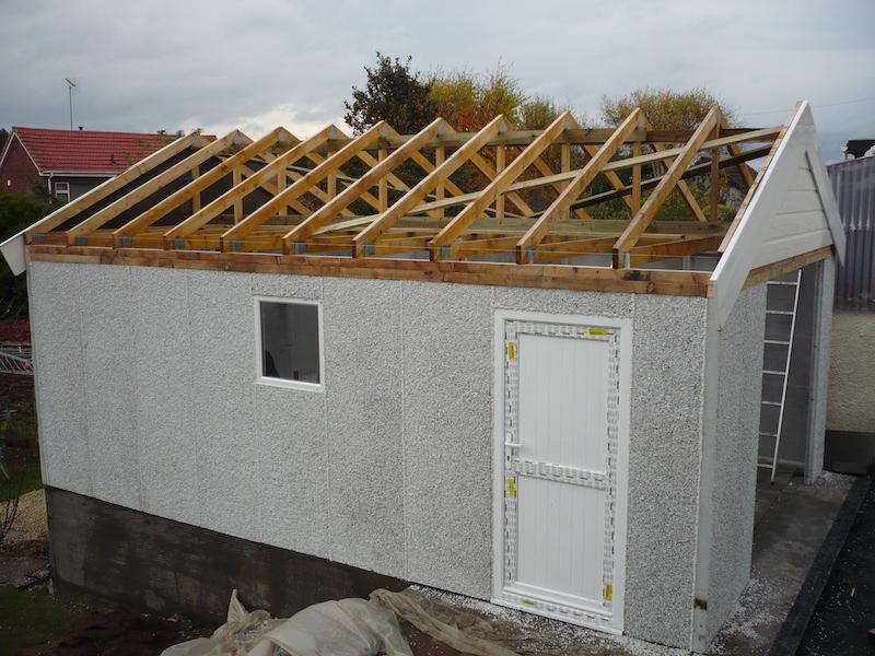 Welsh Builds Concrete Garages Garage Builders