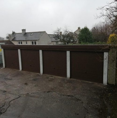Conjoining Garages