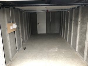 Interior Concrete Garage